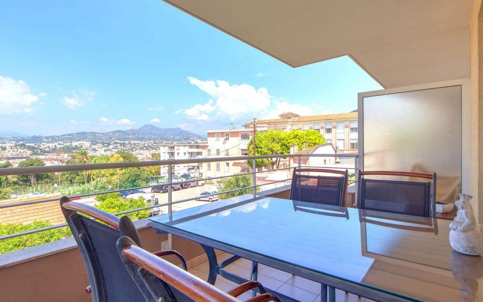 Mont Boron – Recent 2 Bedrooms Apartment, Swimming Pool, Panoramic views