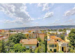 """Cimiez Bieckert – Appartamento 6 vani 141 mq in Villa """" Belle Epoque """""""