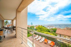 Nice Ouest – Maison californienne 5 pièces 122m2