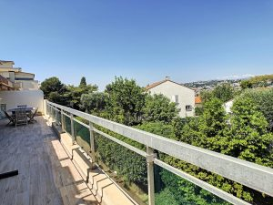 Nice Cimiez- Exceptional penthouse with panoramic view