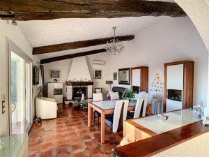 Nice Gairaut Villa 183 sqm, Land 1000 sqm, Sea View