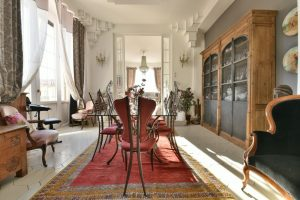 Nice Bas Cimiez – Duplex 5 Bedrooms Apartment 205 sqm in a Palace