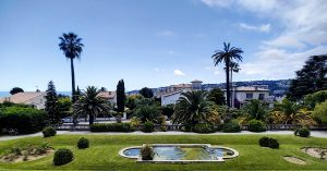 Nice Cimiez – Apartment Belle Epoque of 122 sqm in a private park