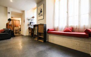 Bas Cimiez – Appartamento bifamiliare atipico di 3 stanze in Palais Niçois