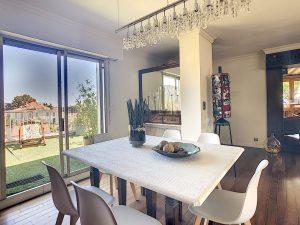Cimiez Victoria – Atipico appartamento-villa 100m2 e terrazza 317m2 vista panoramica
