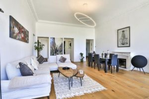 "Nice Cimiez – In a Palace ""Belle Epoque"" Luxurious 4 Bedrooms Apartment With Terrace"