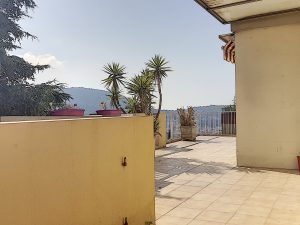 Cimiez Rectorat – Spacious 4 Rooms of 119 m² with spacious terrace and Parking lot