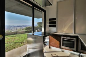 Nice Mont Boron – Lussuoso appartamento di 3 locali con vista panoramica di 97m2