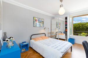 Nice Bas Cimiez – Superbe 5 pièces 160m2 dans place bourgeois