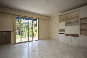 Nice Coeur Cimiez – Beau 3 pièces d'angle 73 m2 terrasse circulaire