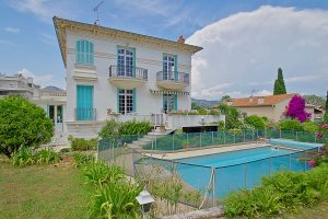 Nice Cimiez – Hôtel particulier avec piscine – Vivez le charme des années 1920