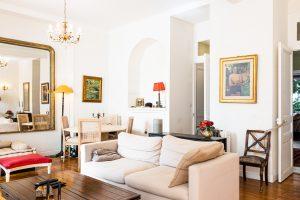 Nice Cimiez – Beau 3 pièces 82m2 dans immeuble bourgeois