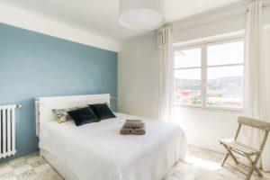 Nizza Cimiez – 2 stanze ultimo piano con balcone e vista mare