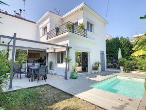 Nice Coeur Cimiez – Bella casa di città con piscina