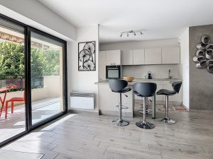 Nice Cimiez – Nice One Bedroom Apartment With Terrace in a Quiet Area