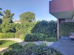Nice Collines Fabron – 3 camere arredate con giardino e garage in residence con piscina