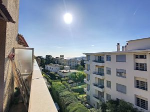 Nice – Heart of Cimiez – 3 Bedrooms Appartment With Sea and City view