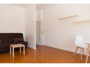 Nice Coeur Cimiez – Furnished studio 35 sqm close to shops