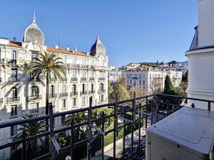 Nice Cimiez – 3 camere  135mq in residenza Prestigiosa