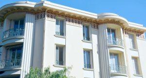 Beaulieu – Appartamento Art Deco con terrazza