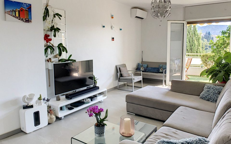 Nice Cimiez – 2 Bedrooms Apartment 75m2 With Terrace near Liberation : photo 3