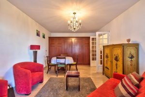 Nice Cimiez – Grand 2 pièces meublé de 58 m² au calme absolu avec garage