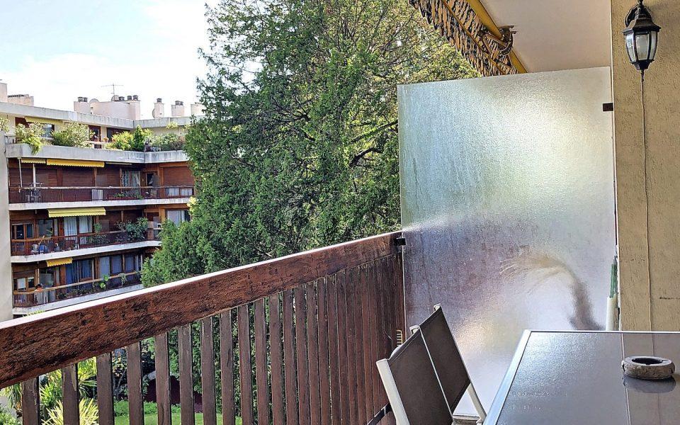 Nizza Chambrun – Superbo appartamento di 3 locali 78m2 in residence con parco : photo 3