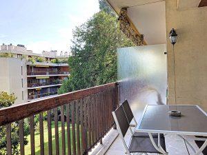 Nizza Chambrun – Superbo appartamento di 3 locali 78m2 in residence con parco