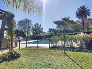 Fabron – 3P 65m2 dans résidence de luxe avec piscine