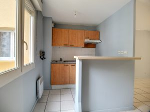 Nice Riquier – 2 Bedrooms Apartment 59 sqm with Garage near Station Riquier