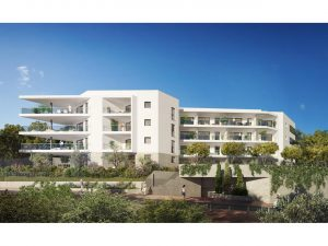 Nice Cimiez – One Bedroom Apartment Fully Renovated in Residence with Swimming Pool on the Top Floor