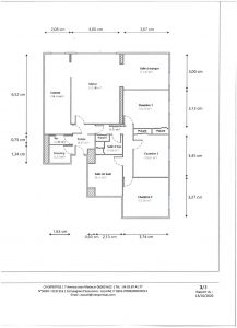 NICE – CIMIEZ Apartment 5 rooms 108m2 to sale