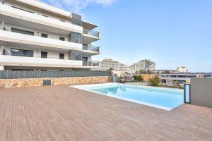 Villeneuve-Loubet – Appartement toit-terrasse de 4 Pièces dans résidence de standing