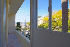 Nice Cimiez Bieckert – 2 bedrooms apartment 52 m² with basement parking