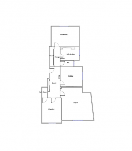 Nizza Cimiez – Appartamento 3 locali 86m2