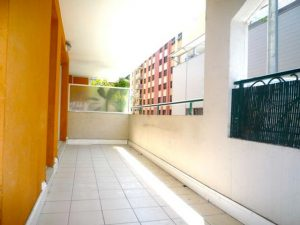 Nice Est – One bedroom apartment in a recent residence with terrace and car park