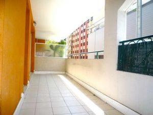 Nice Est – 2 pièces dans résidence récente avec Terrasse et Parking