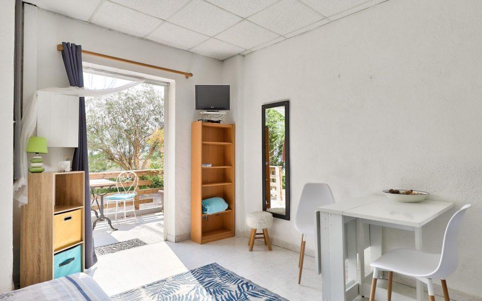 Nice Cimiez – Deux jolis studios adjacents 37m2 avec terrasse