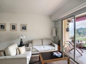 Nice Cimiez – Traversant 4 pièces 79m2 avec terrasse