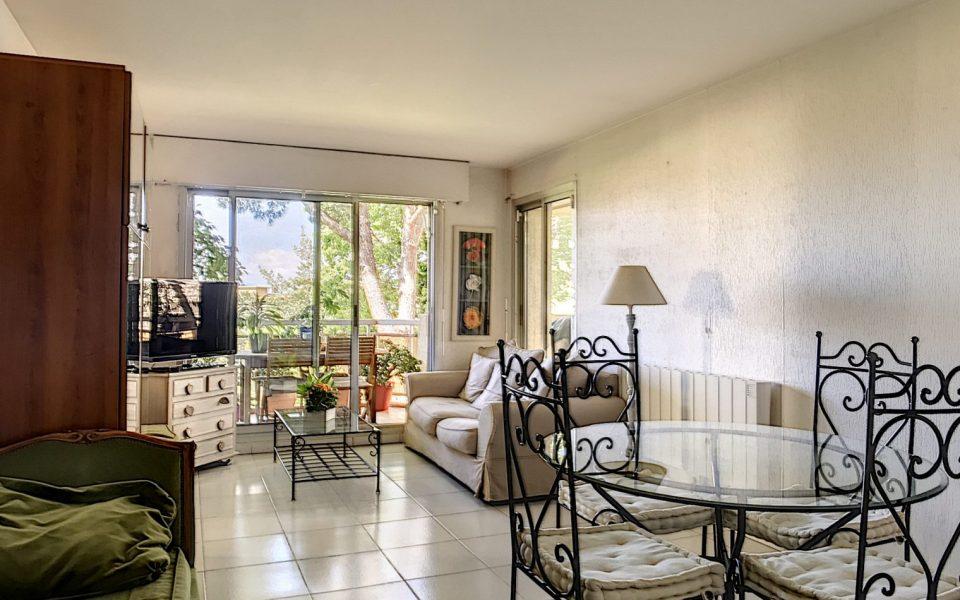 Nice Arènes de Cimiez – 3 Pièces de 70 m2 dans belle résidence