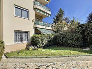 Nice Coeur Cimiez – Grand 3 Pièces de 73 m²  en Rez de Jardin proche Monoprix