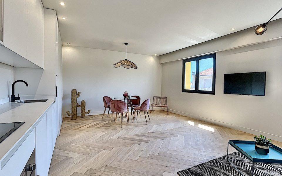 Nice – Gambetta Appartement  3 pièces 67m² : photo 2