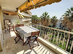 Cimiez Paradisio – Appartamento con 2 camere da letto con vista mare e garage