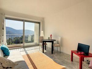 Cimiez Cap-de-Croix – One Bedroom Apartment Furnished 43 sqm With View Observatory