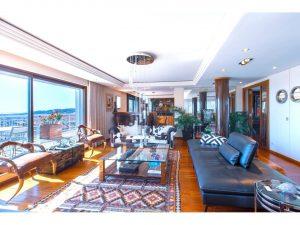 NICE – CIMIEZ 5 Pièces en dernier étage avec vue panoramique