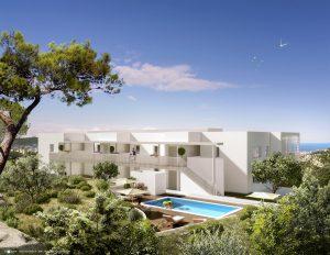 Nice – 2 Pièces avec terrasse en dernier étage