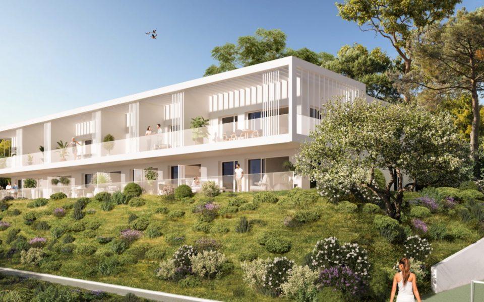 Nice – 2 Pièces avec terrasse en dernier étage : photo 2