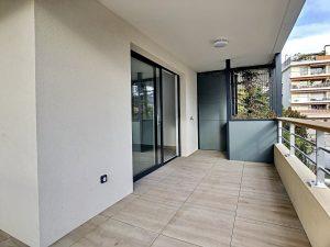 Appartement neuf de 3 pièces avec terrasse à Cimiez