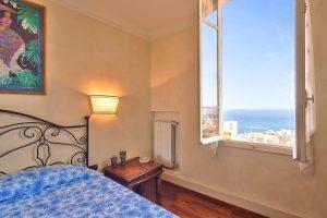 Beausoleil – 4 Pièces meublé avec vue mer