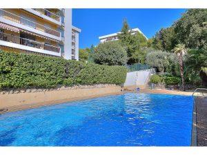 Cimiez Brancolar – Grand studio avec piscine